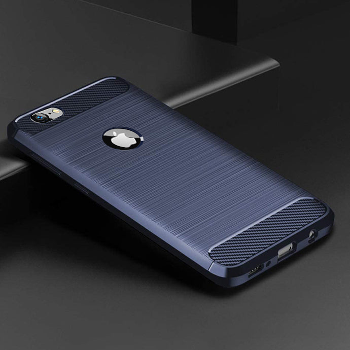 Luxury Carbon Fiber Case For iPhone 6/6S