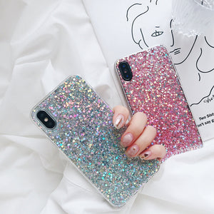 NEW Fashion Bling Glitter Phone Case For  iphone
