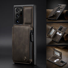 Load image into Gallery viewer, 2021 New Luxury Multifunctional Wallet Phone Case For Samsung