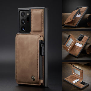 2021 New Luxury Multifunctional Wallet Phone Case For Samsung