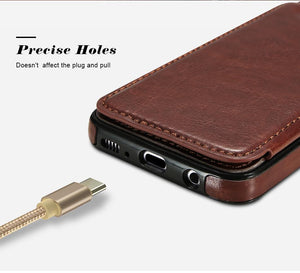 2020 Luxury 4 IN 1  Leather Case For SAMSUNG A Series