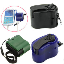 Load image into Gallery viewer, 【Emergency Charger】USB Hand Crank Manual Dynamo for Cellphones