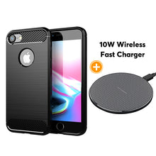 Load image into Gallery viewer, Luxury Carbon Fiber Case For iPhone 7/8