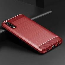 Load image into Gallery viewer, Luxury Carbon Fiber Case For Samsung A50
