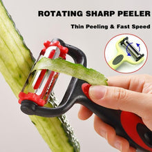 Load image into Gallery viewer, Kitchen Rotating Sharp Peeler