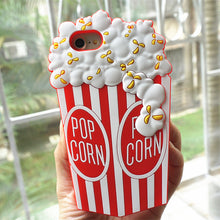 Load image into Gallery viewer, Cute POP CORN Phone Case