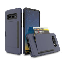 Load image into Gallery viewer, Armor Protective Card Holder Case for Samsung S10E