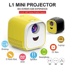 Load image into Gallery viewer, Smart Portable MINI Home PROJECTOR 1080P HD