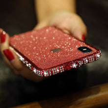 Load image into Gallery viewer, Luxury Fashion Diamond Phone Case