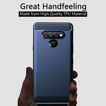 Load image into Gallery viewer, Luxury Carbon Fiber Case For LG K51-Fast Delivery