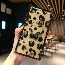 Load image into Gallery viewer, Luxury Fashion Leopard-Print Phone Case
