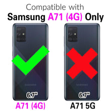 Load image into Gallery viewer, Ultra Thin 4 in 1 Premium Nanotech Impact Case For Samsung A71(4G)