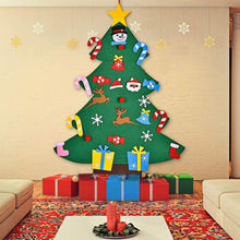 Load image into Gallery viewer, DIY Christmas Tree With Ornaments For Children