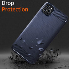 Load image into Gallery viewer, Luxury Carbon Fiber Case For iPhone 11 Pro Max