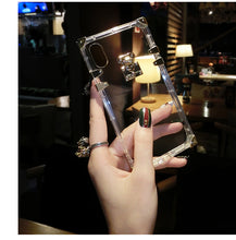 Load image into Gallery viewer, Luxury Fashion Transparent Phone Case