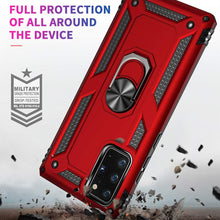 Load image into Gallery viewer, Luxury Armor Ring Bracket Phone Case For Samsung Note20-Fast Delivery