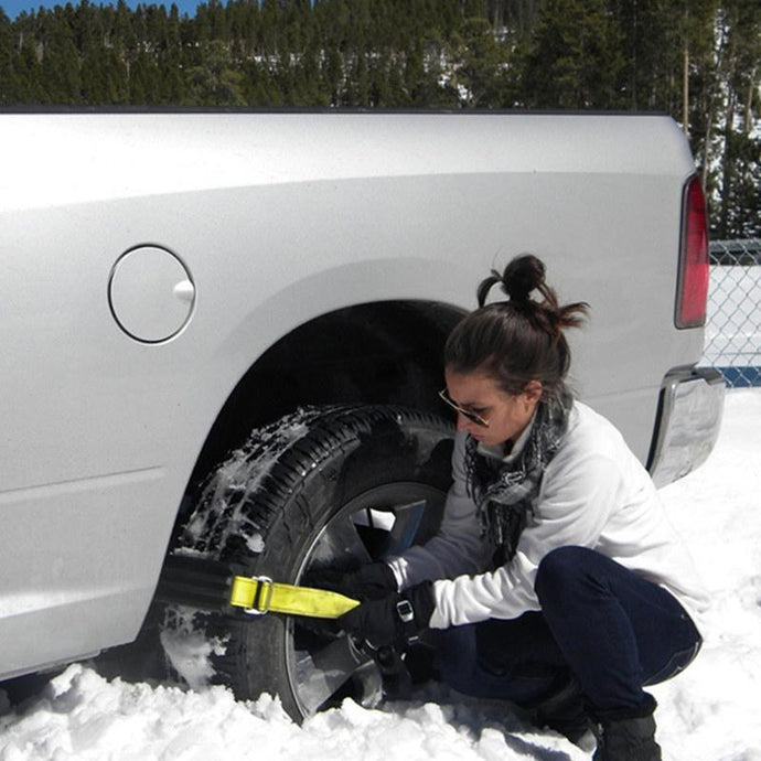 Car Tire Anti-Skid Block Vehicle