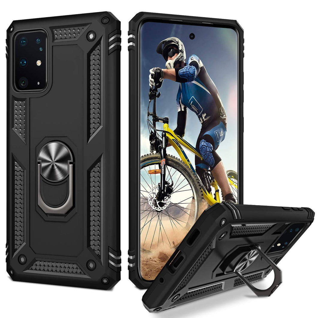 Luxury Armor Ring Bracket Phone Case For Samsung S20-Fast Delivery