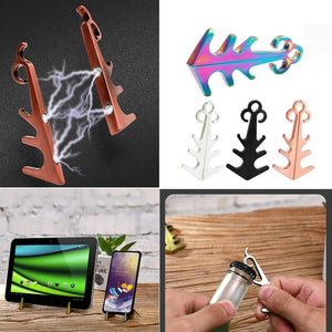 All-new 3-in-1 Tool (Bottle Opener, Phone Holder, Magnetic Keychain)