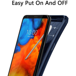 Luxury Carbon Fiber Case For LG Stylo5-Fast Delivery