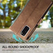 Load image into Gallery viewer, 2021 ALL-New Shockproof Wallet Case For Samsung S20