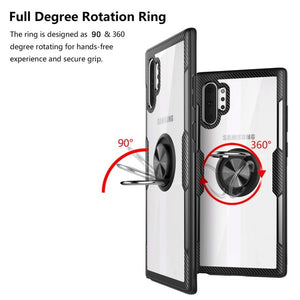 2020 Ultra Thin 4 in 1 Premium Nanotech Impact Case For Samsung Note10Plus-Fast Delivery