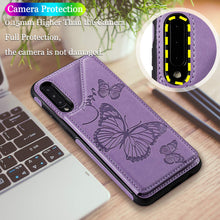 Load image into Gallery viewer, New Luxury Embossing Wallet Cover For SAMSUNG A50/A50S/A30S-Fast Delivery