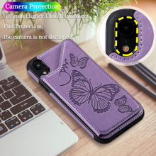 Load image into Gallery viewer, New Luxury Embossing Wallet Cover For iPhone X/Xs-Fast Delivery