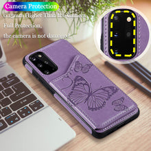 Load image into Gallery viewer, New Luxury Embossing Wallet Cover For SAMSUNG S20 Plus-Fast Delivery