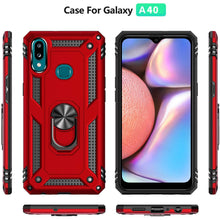 Load image into Gallery viewer, Luxury Armor Ring Bracket Phone Case For Samsung A40-Fast Delivery