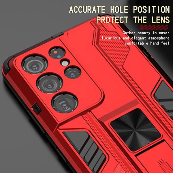 Luxury Armor Ring Bracket Phone Case For Samsung G6-Fast Delivery