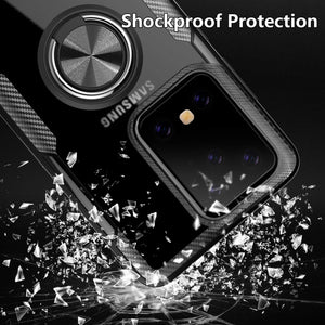 2020 Ultra Thin 4 in 1 Premium Nanotech Impact Case For Samsung S20Ultra-Fast Delivery