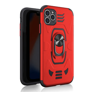 Shockproof Matte Translucent Phone Case For iPhone