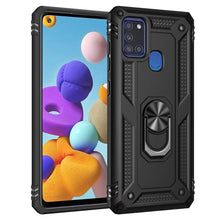 Load image into Gallery viewer, Luxury Armor Ring Bracket Phone Case For Samsung A21S-Fast Delivery
