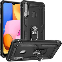 Load image into Gallery viewer, Luxury Armor Ring Bracket Phone Case For Samsung A20S-Fast Delivery
