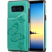 Load image into Gallery viewer, New Luxury Embossing Wallet Cover For SAMSUNG  S8-Fast Delivery