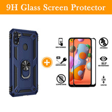 Load image into Gallery viewer, Luxury Armor Ring Bracket Phone Case For Samsung A11-Fast Delivery
