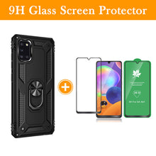 Load image into Gallery viewer, Luxury Armor Ring Bracket Phone Case For Samsung A31-Fast Delivery