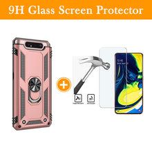 Load image into Gallery viewer, Luxury Armor Ring Bracket Phone Case For Samsung A80-Fast Delivery