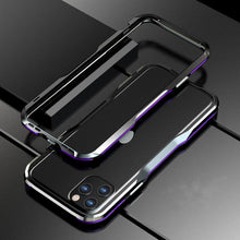 Load image into Gallery viewer, Luxury Shockproof Aluminum Metal Bumper Frame Case For iPhone