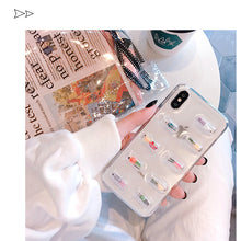 Load image into Gallery viewer, Cute Stereoscopic Capsule Doll Phone Case
