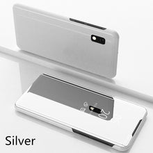 Load image into Gallery viewer, 【Christmas Gift】Luxury Mirror Flip Smart Case For Samsung