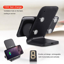 Load image into Gallery viewer, 15W Wireless Charger Stand
