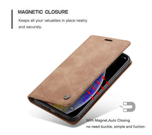Load image into Gallery viewer, 2020 New Card Flip Wallet Case For Samsung