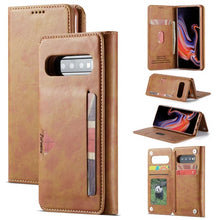 Load image into Gallery viewer, Phone Case - Flip Wallet Bag For Samsung