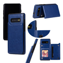 Load image into Gallery viewer, 2020 Luxury 4 IN 1  Leather Case For SAMSUNG