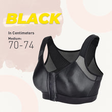 Load image into Gallery viewer, Front Closure Support Sport Bra