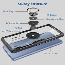 Load image into Gallery viewer, 2020 Ultra Thin 4 in 1 Premium Nanotech Impact Case For Samsung S9-Fast Delivery