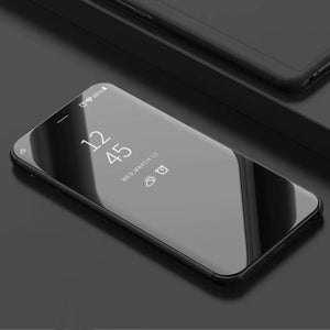 Mirror Flip Smart Cover For Samsung