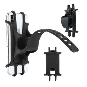 Motorcycle Bike Phone Holder Handlebar Cell Phone Stand Mount Bracket
